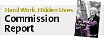 Hard Work, Hidden Lives: The Commission Report